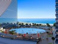 """ელიტური სასტუმროს ტიპის კომპლექსი """"ORBI CITY"""" ზღვის სანაპიროზე ბათუმში. 45-სართულიანი ელიტური კომპლექსი ზღვასთან ქალაქის ცენტრში. შ. ხიმშიაშვილის ქუჩაზე. ფოტო 4"""