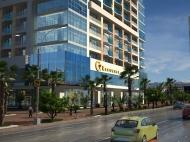 """""""MJM Panorama"""" - новый жилой комплекс у моря в Батуми. Апартаменты в новом жилом комплексе на новом бульваре в Батуми, Грузия. Фото 7"""