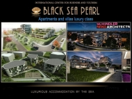 """Международный центр бизнеса и туризма """"Жемчужина Черного моря"""" - BLACK SEA PEARL в Гонио. Аджария, Грузия. Фото 2"""
