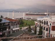 Аренда квартиры в центре Батуми. Аренда апартаментов с видом на море и горы в центре Батуми, Грузия. Фото 1