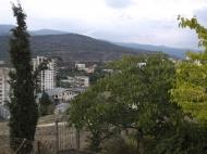 Участок с видом на горы и город. Сабуртало,Тбилиси,Грузия. Фото 1