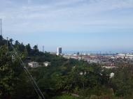 Земельный участок с домом в Батуми. Вид на море и на город Батуми, Грузия. Фото 1