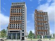 """""""Leon Towers"""" - жилой комплекс у моря в Батуми. Апартаменты в ЖК гостиничного типа у моря в Батуми, Грузия. Фото 1"""