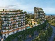 Batumi Hills - элитный жилой комплекс с панорамным видом на море в Батуми. Апартаменты с видом на море в элитном жилом комплексе Батуми, Грузия. Фото 1
