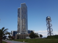 """43-სართულიანი ელიტური კომპლექსი ზღვასთან ბათუმში ზ. გამსახურდიასა და ნინოშვილის ქუჩების გადაკვეთაზე. """"Porta Batumi Tower"""". ფოტო 3"""