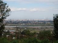 Участок для дачи в Чарнали в пригороде Батуми. Участок с видом на море и город Батуми, Грузия. Фото 1