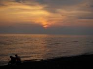 Отель на 14 номеров в Уреки на берегу Черного моря в Грузии. Пляж с уникальным черным магнитным песком. Фото 3