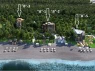 სასტუმროს ტიპის საცხოვრებელი კომპლექსი შავი ზღვის სანაპიროზე შეკვეთილში. კომფორტული აპარტამენტები შავი ზღვის სანაპიროზე შეკვეთილში. საქართველო. ფოტო 4