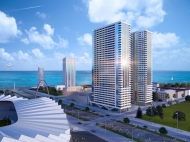 """""""Black Sea Towers"""" - жилой комплекс гостиничного типа у моря в Батуми. Комфортабельные апартаменты с видом на море в Батуми, Грузия. Фото 2"""