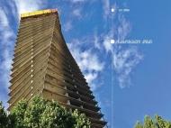 Первоклассный многофункциональный комплекс Axis Towers в центре Тбилиси. 41 этажный бизнес-центр Axis Towers в центре Тбилиси, Грузия. Фото 6