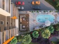 """""""Next orange-2"""" -Next Green"""" - жилой комплекс гостиничного типа на берегу Черного моря в Махинджаури. Квартиры в новостройке у моря в Махинджаури, Грузия. Фото 12"""