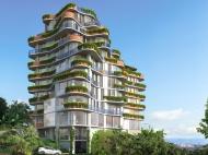 Batumi Hills - элитный жилой комплекс с панорамным видом на море в Батуми. Апартаменты с видом на море в элитном жилом комплексе Батуми, Грузия. Фото 3