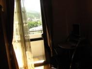 Арендовать квартиру в центре Тбилиси. Снять квартиру в новостройке Тбилиси. Вид на горы. Фото 2