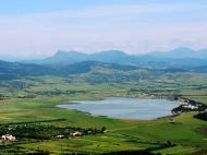 Продается земельный участок у озера Базалети, Грузия. Фото 1