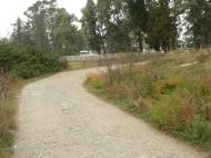 გასაყიდი მიწის ნაკვეთი ბათუმში ცენტრალურ გზატკეცილზე. ფოტო 1