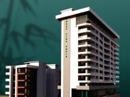 """""""Green Side Gonio"""" - жилой комплекс гостиничного типа у моря в центре Гонио. Апартаменты в ЖК гостиничного типа в центре Гонио, Грузия. Фото 6"""