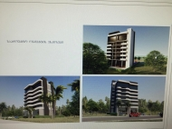 The plot of land  on The Green Cape, Batumi, Georgia. With view of the sea. Photo 7