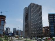 Новостройка у моря в Батуми. 26-этажный жилой комплекс у моря в Батуми, на ул.Леха и Марии Качинских. Фото 1