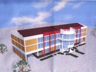 Купить недостроенный Банкетный Зал в Батуми с проектом. Батуми, Аджария, Грузия. Фото 2
