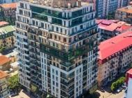 Apartments in elite new building near the sea in the center of Batumi. 15-storey luxury residential complex by the sea on Gorgiladze St., corner Takaishvili St., center of Batumi, Georgia. Photo 2