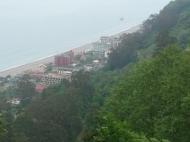 Участок с видом на море в Квариати, Грузия. Фото 1