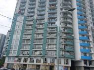 18-этажный шикарный дом на ул.Пушкина, угол ул.Джавахишвили, в центре Батуми. 350-400 метров от моря. Купить квартиру в новостройке Батуми на берегу моря. Фото 3