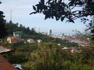 Земельный участок с домом в Батуми. Вид на море и на город Батуми, Грузия. Фото 12