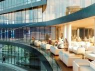 Первоклассный многофункциональный комплекс Axis Towers в центре Тбилиси. 41 этажный бизнес-центр Axis Towers в центре Тбилиси, Грузия. Фото 15