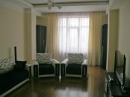 Квартира в аренду в сданной новостройке Батуми. Пересечение улиц Чавчавадзе и Химшиашвили. Фото 1