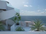 Рanorama Kvariati - новый французский апарт-отель у моря в Квариати. Апартаменты в апарт-отеле на первой линии моря в Квариати, Грузия. Фото 8