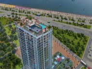 """""""NBG Beach Panorama"""" - многофункциональный жилой комплекс на Черноморском побережье в Батуми, Грузия. Апартаменты с видом на море в новом жилом комплексе в Батуми. Фото 6"""