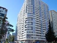 24-х этажный дом у моря на ул.Кобаладзе, угол ул.Инасаридзе в Батуми, Грузия. Купить квартиру у моря в новостройке Батуми. Фото 1