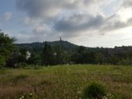 Земельный участок с видом на море и город в тихом районе Ахалсопели, Грузия. Фото 6