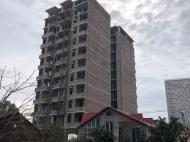 Новостройка у моря на Новом бульваре в Батуми. Квартиры в новом жилом доме у моря на ул.Инасаридзе в центре Батуми, Грузия. Фото 1