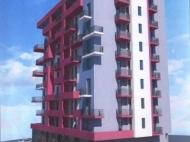 Новый жилой дом на ул.Лермонтова в Батуми. Квартиры на продажу в новостройке Батуми, Грузия. Фото 3
