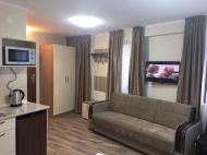 Квартира с видом на горы в Бакуриани. Купить квартиру с ремонтом и мебелью в горах Бакуриани, Грузия. Фото 3