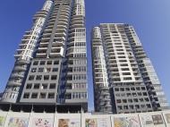 Квартиры в новостройке Батуми по ценам от застройщика. 31-этажный дом у моря в Батуми на углу ул.Т.Абусеридзе и ул.Джавахишвили. Фото 5