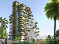 Batumi Hills - элитный жилой комплекс с панорамным видом на море в Батуми. Апартаменты с видом на море в элитном жилом комплексе Батуми, Грузия. Фото 2