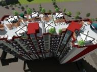 Новостройка в Батуми. Квартиры в новом жилом доме Батуми, Грузия. Фото 4