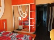 Аренда квартиры у моря с ремонтом и мебелью в новостройке Батуми,Грузия. Фото 4