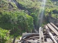 Источник минеральной воды в экологически чистом районе. Кеда, Аджария, Грузия. Фото 5