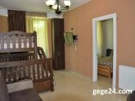Купить квартиру в новостройке с ремонтом и мебелью в центре Бакуриани. Квартира с видом на горы в Бакуриани,Грузия. Фото 5