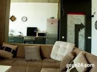 Квартира с ремонтом и мебелью в новостройке Батуми с видом на море. Фото 10