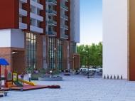 """""""Alpha Heights"""" - уникальный и высокотехнологичный жилой комплекс у моря в Батуми. Комфортабельные апартаменты с видом на море в Батуми, Грузия. Фото 6"""