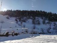 Земельный участок на горнолыжном курорте в Гудаури. Участок на продажу в Гудаури, Грузия. Фото 1