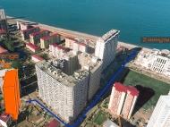 """Новый комплекс гостиничного типа у моря в центре Батуми, Грузия. """"Next orange-1"""". 20-этажный жилой комплекс гостиничного типа у моря на ул.Инасаридзе в Батуми, Грузия. Фото 2"""