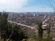 Участок с видом на море и на город Батуми,Грузия. Фото 2