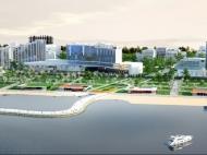 """ელიტური კომპლექსი """"Metro City"""" შავი ზღვის სანაპიროზე ბათუმში. ფოტო 2"""