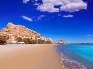 ლამაზი ბინა ესპანეთში, ტორევიეაში ფოტო 10