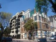 Квартиры в новостройке Батуми. 7-этажный дом у моря в Батуми на ул.Л.Асатиани, угол ул.М.Абашидзе. Фото 1